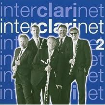 Wolfgang Amadeus Mozart, Robert Schumann, Kurt Weill u.a.: Interclarinet Vol. 2 by Interclarinet (2013-08-05)