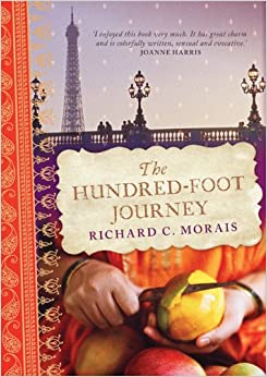 Image result for the hundred foot journey book