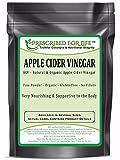 #6: Apple Cider Vinegar - Natural Spray Dried ACV Powder - ING: Organic Vinegar, 12 oz