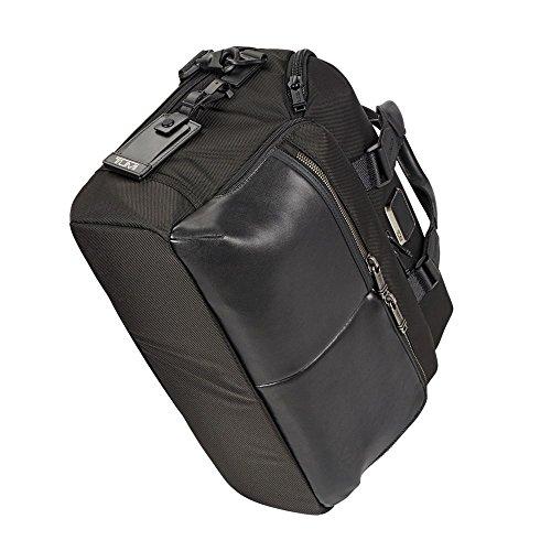 92d1981e47a9 TUMI - Alpha Bravo Patterson Brief Laptop Briefcase - 15 Inch Computer Bag  for Men and Women - Black