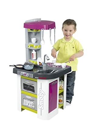 Smoby 7600311027 Cooker Studio Bubble Tefal Amazon Co Uk Toys