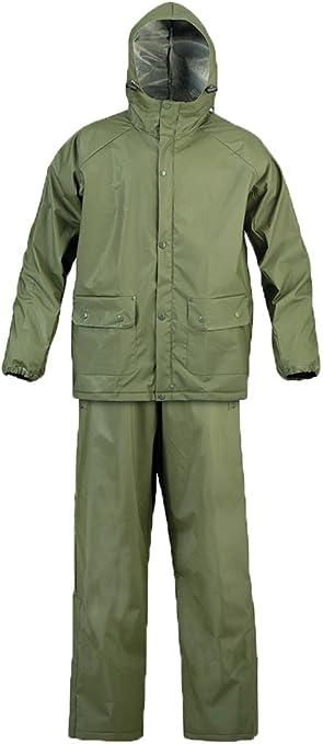 RPS Outdoors Yellow 51-200Y-M SX Rain Suit Medium