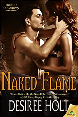Naked Flame (Naked Cowboys)