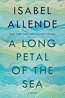 Book Cover: A Long Petal of the Sea: A Novel