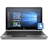 HP Pavilion X360 15-bk020wm 15.6 Touch Screen 2-in-1 Laptop i5-6200U 2.30GHz 8GB RAM 1TB HDD Win10