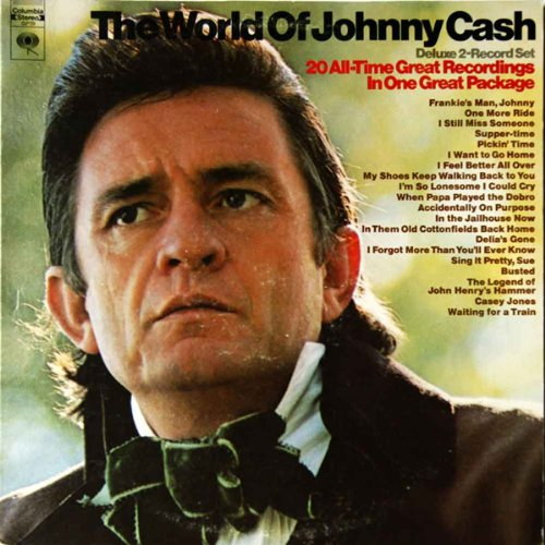 Johnny Cash - Johnny Cash - The World Of Johnny Cash - [2lp] - Zortam Music