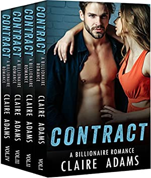 book cover of Contract - The Complete Series Box Set