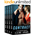 Contract - The Complete Series Box Set (An Alpha Billionaire Romance Love Story) (A Sports Romance)