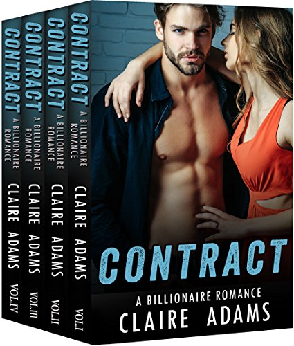 Contract Complete Billionaire Romance Sports ebook product image