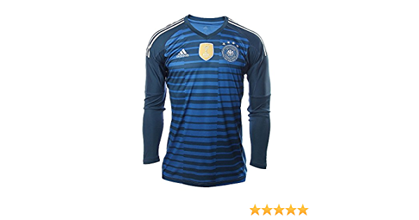 adidas Germany Home Goalkeeper Jersey (S)