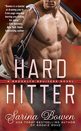 Hard Hitter (A Brooklyn Bruisers Novel Book 2) by [Bowen, Sarina]