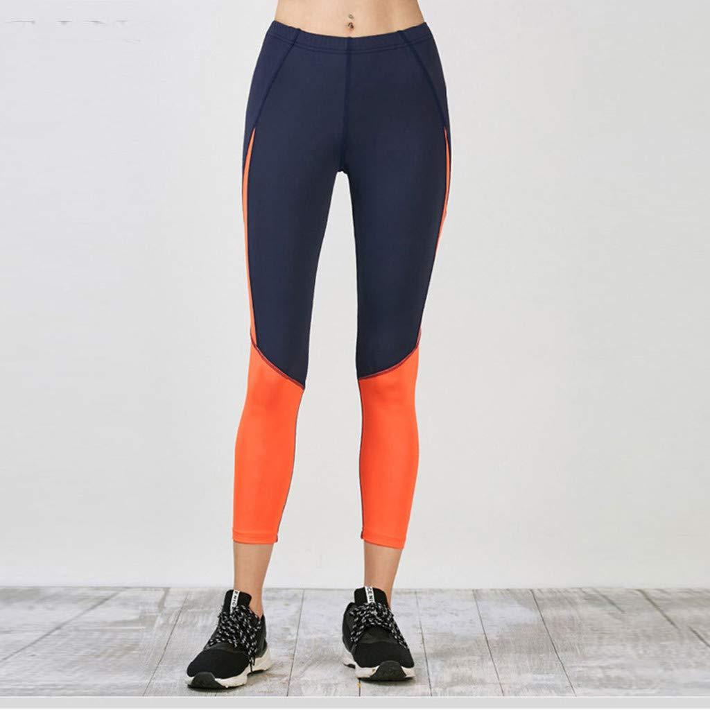 Nuevo! Pantalones De Yoga Pilates para Mujer Cintura Alta ...