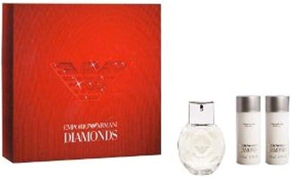 Emporio Armani Diamonds She Gift Set