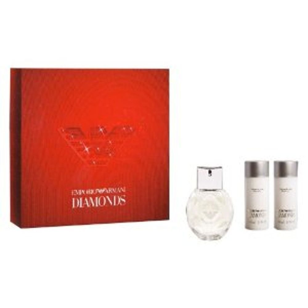 Emporio Armani Women She Eau Perfume For Diamonds Set De Gift j5ScARL34q