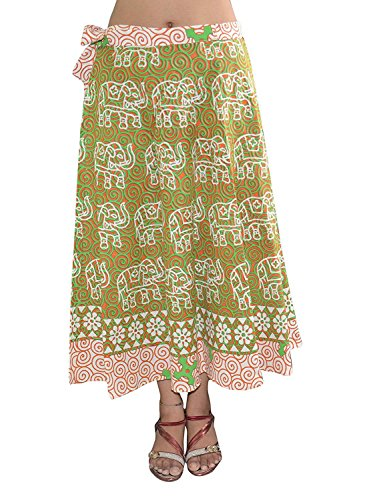 Indian Women's Around Pezzava Skirt Export for Wrap Handicrfats rw7qU0nvr