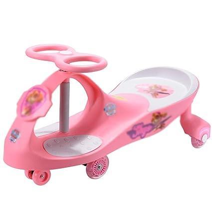 Liuwenna Giro para niños Triciclo para niños Andador para ...