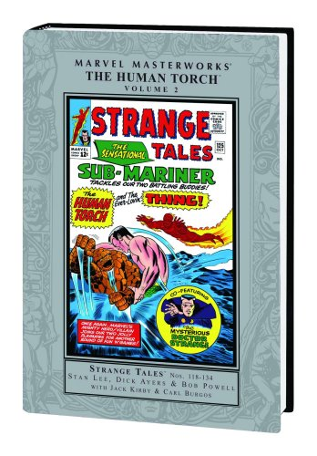 Marvel Masterworks: Human Torch - Volume 2