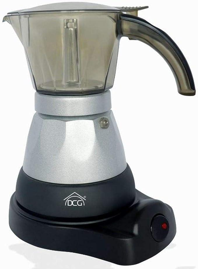DCG - Cafetera moca eléctrica - KA3339: Amazon.es: Hogar