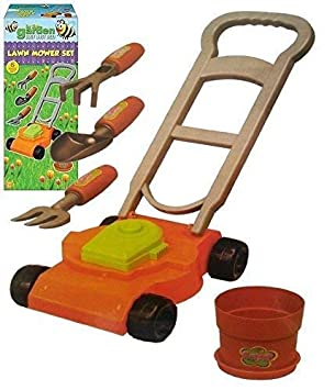 Infantil Plástico Juguete Jardinería Cortacésped Set de ...