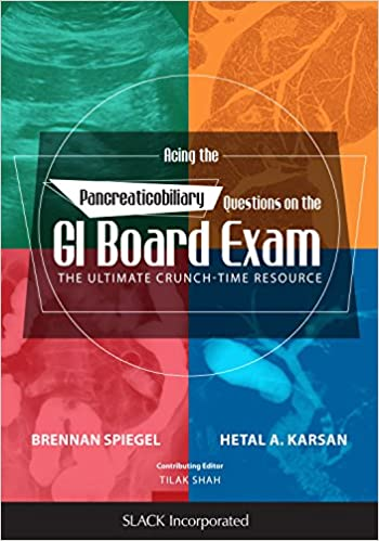 Buy Acing the Pancreaticobiliary Questions on the GI Board