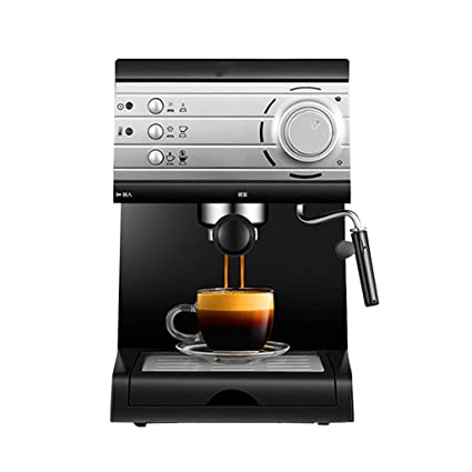 Cafeteras de Espresso automáticas Mini cafetera, cafetera casera semiautomática, máquina de Leche multifunción,
