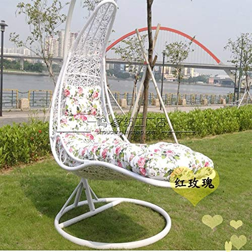 Amazon.com: MSM Mermaid Cushion, Swing Chair Wicker Hanging Egg ...