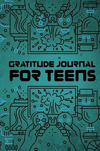 Gratitude Journal for Teens: Prompted Quick and Easy Gratitude Journal for Teen Boys or Girls (Gratitude for Kids)