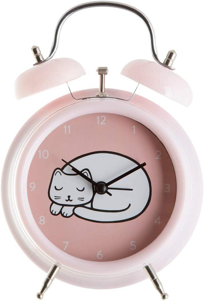 Sveglia con gatto Sass /& Belle