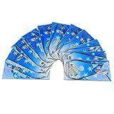 """Generic 11 picks 32 inch""""(80cm) Stainless Circular Knitting Needles UK6-16"""