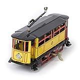 Jouet Mécanique Ancien Métal Maquette Train Collection Cadeaux pour Enfants