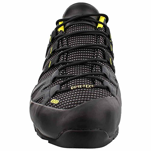 Adidas Outdoor Mens Terrex Scope Gtx? Sneaker Grigio Scuro / Nero / Grigio Vista 10,5 D (m)