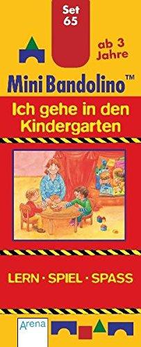 Ich gehe in den Kindergarten: Mini-Bandolino Set 65 (Germanic Languages) Gebundenes Buch – 1. Juni 2010 Christine Morton Jo Moore Arena 3401090143