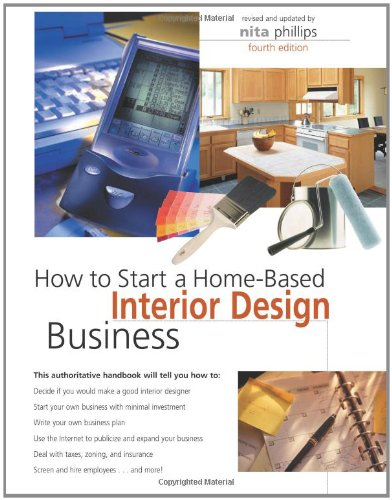 Beau How To Start A Home Based Interior Design Business: Amazon.co.uk: Nita  Phillips: Books
