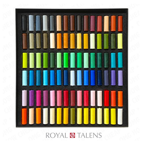 Royal Talens - Rembrandt Extra Fine Soft Pastel - Artist Quality - Professional Set of 90