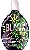 Paint It Black Hemp Indoor Tanning Bed Lotion w/ Dark Bronzer By Millennium Tans