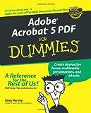 Adobe Acrobat 5 PDF For Dummies