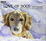 img - for Love of Dogs 2017 Calendar book / textbook / text book