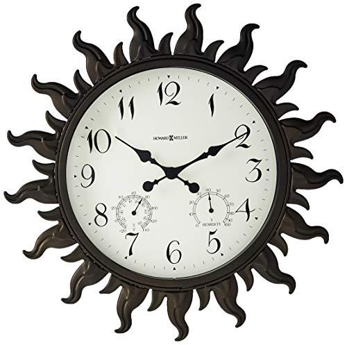 Howard Miller Sunburst Clock