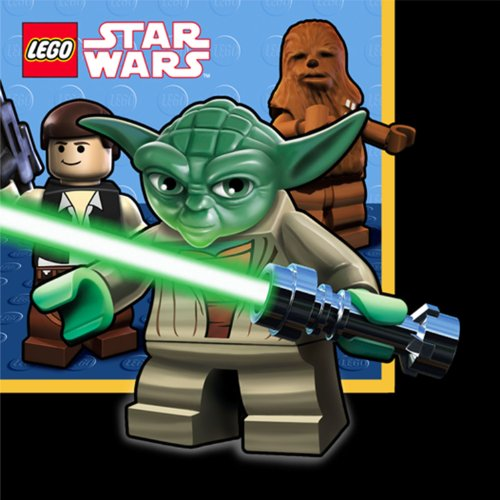 Lego Star Wars Party Napkins - Lego Star Wars Beverage Napkins - 16
