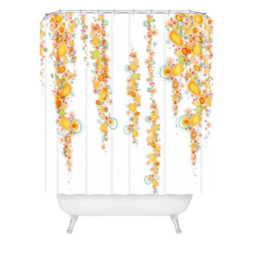 Deny Designs Stephanie Corfee Bubbly Babies Shower Curtain, 69