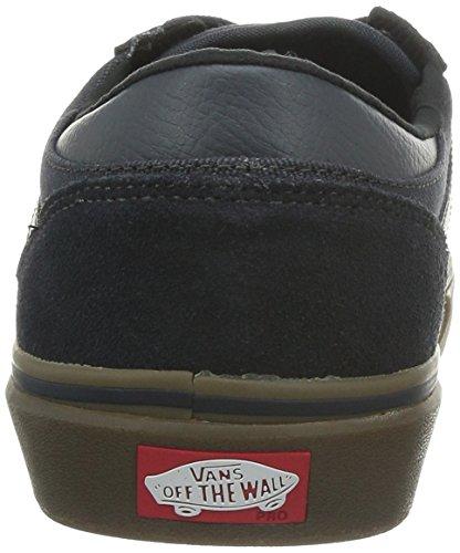 Vans Gilbert Crockett Pro Chaussures De Skate Pour Hommes Marine / Gomme