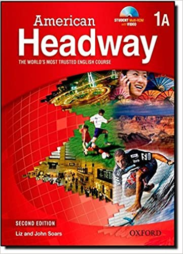 Book American Headway 1 Student Book & CD Pack A by Joan Soars (2010-07-22)