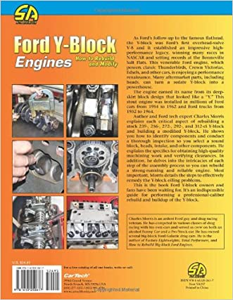 hot sale Ford Y-Block Engines: How to Rebuild and Modify