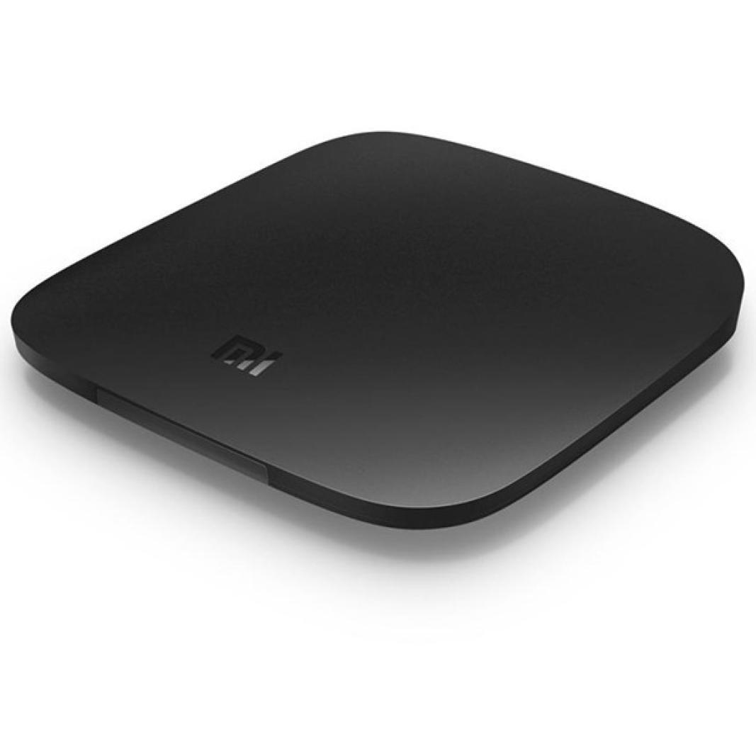 MI Box Intelligent Network TV Set-top Box 4K Black International Version,American Warehouse Shippment