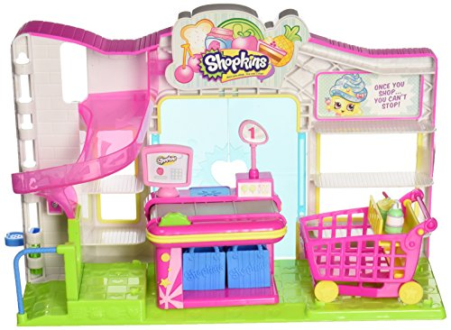 Shopkins Supermarket Playset Best Toys For 5 Year Old Girls 2019 \u2022 Toy Review Experts