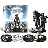 Underworld Quadrilogy (Ultimate Hero Pack) - 4-Disc Box Set & Lycan Figurine ( Underworld / Underworld: Evolution / Underworld: Rise of the Lycans / Underworld: Awakening ) ( Under World - Limited Deluxe Edition ) (Steelbook Edition) (Blu-Ray)