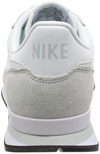 Nike Hommes Internationaliste Chaussure De Course Sommet Blanc Et Blanc 101