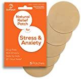GoPatch Natural Relief Patch for Anxiety
