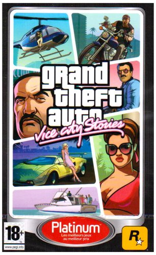 Take 2 GTA : Vice City Stories - Platinum