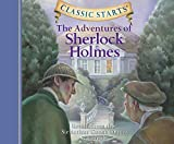 img - for The Adventures of Sherlock Holmes (Classic Starts) book / textbook / text book